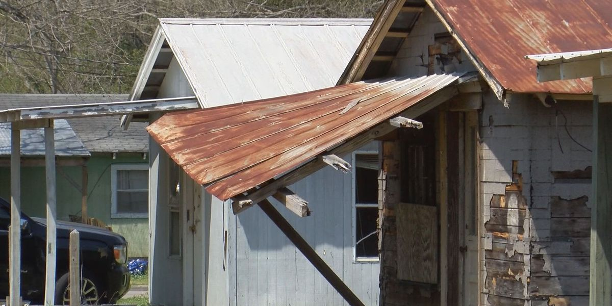 Progress made on Vidalia home revitalization project
