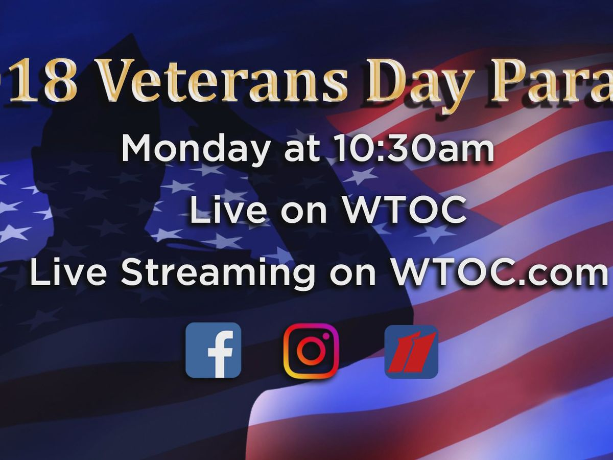 2018 Savannah Veterans Day Parade to affect downtown traffic