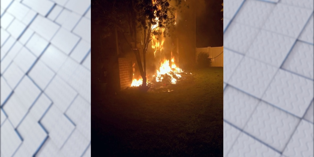 3 displaced after early-morning house fire in Port Royal
