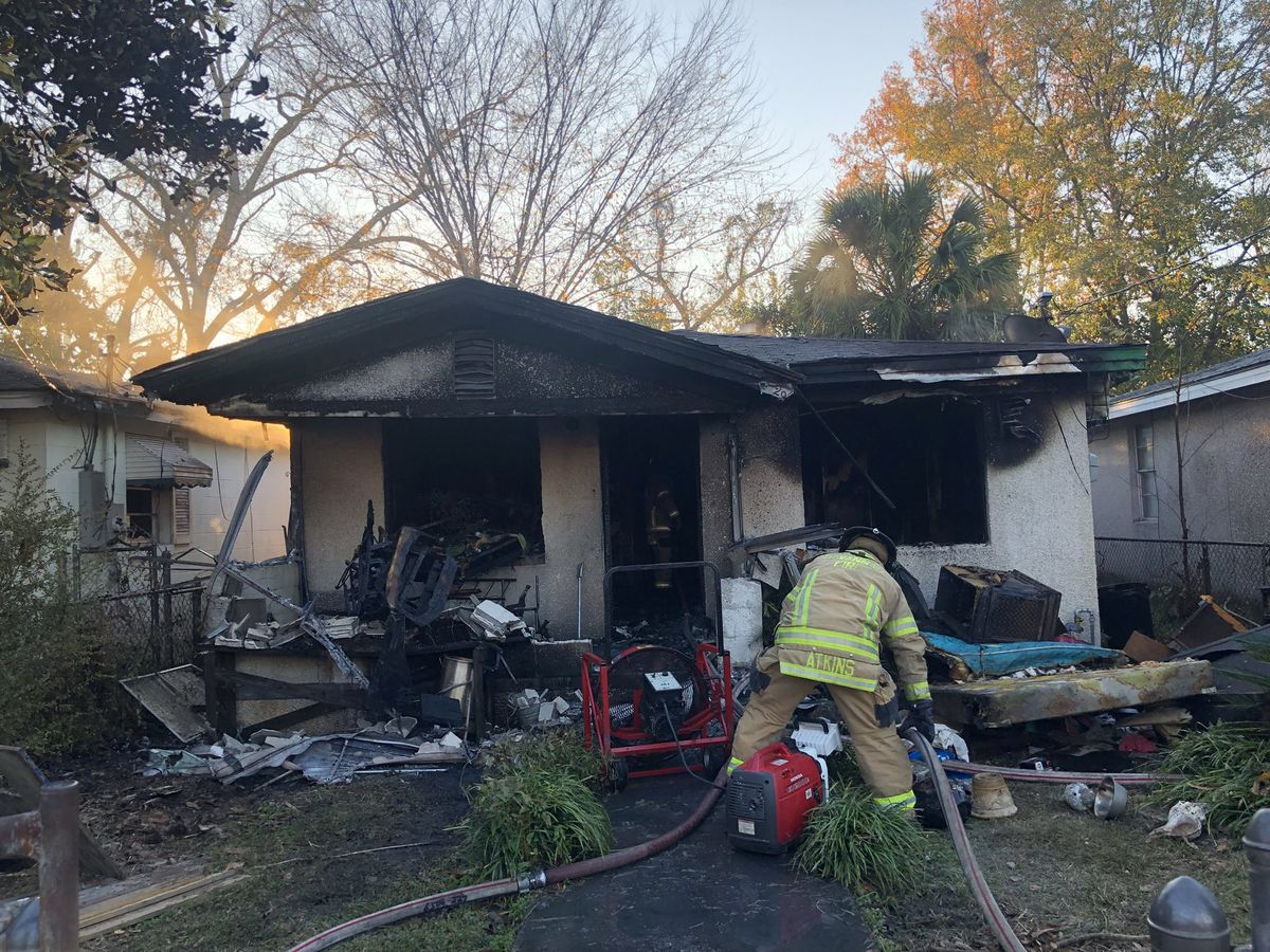 Two killed in early morning house fire on Burke Ave.