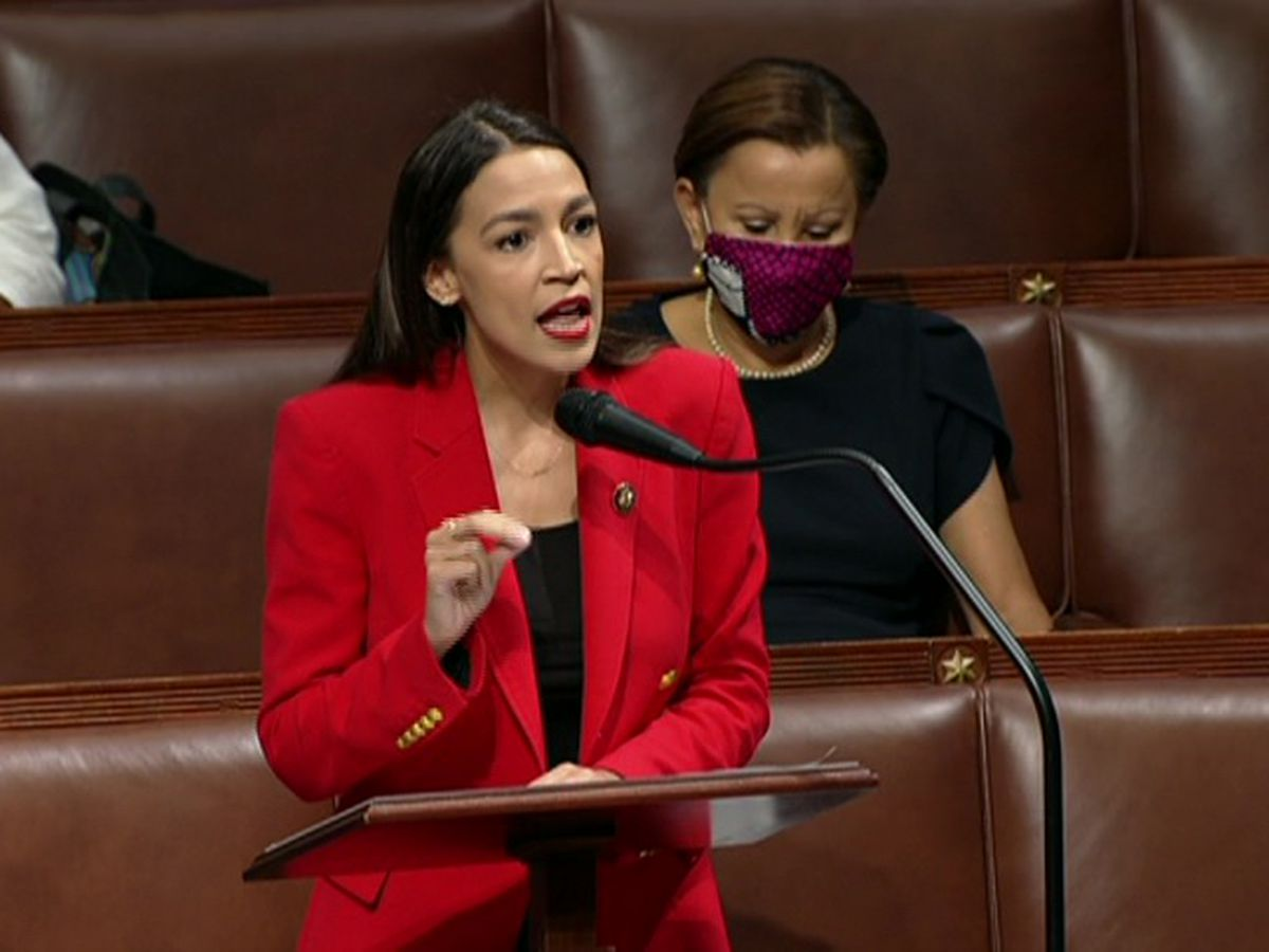 FBI: Texan charged in Capitol riot tweeted 'Assassinate AOC'