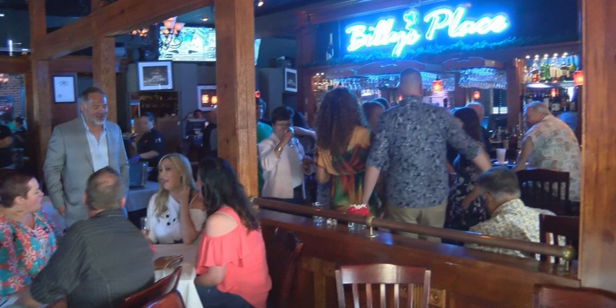 Fundraiser held for My MS-Team Don at Billy's Place in Savannah