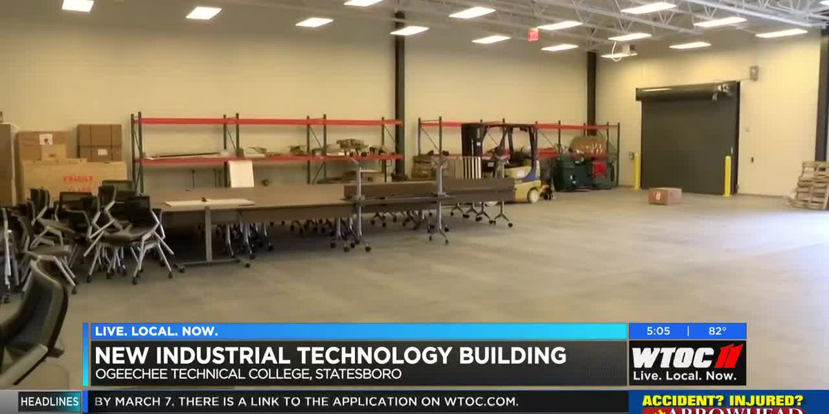 Ogeechee Tech gets new building
