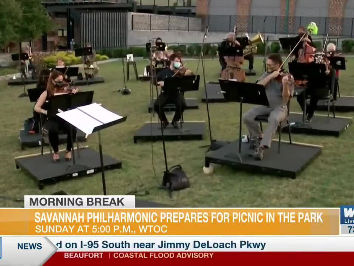 Savannah Philharmonic Prepares for Picnic in the Park