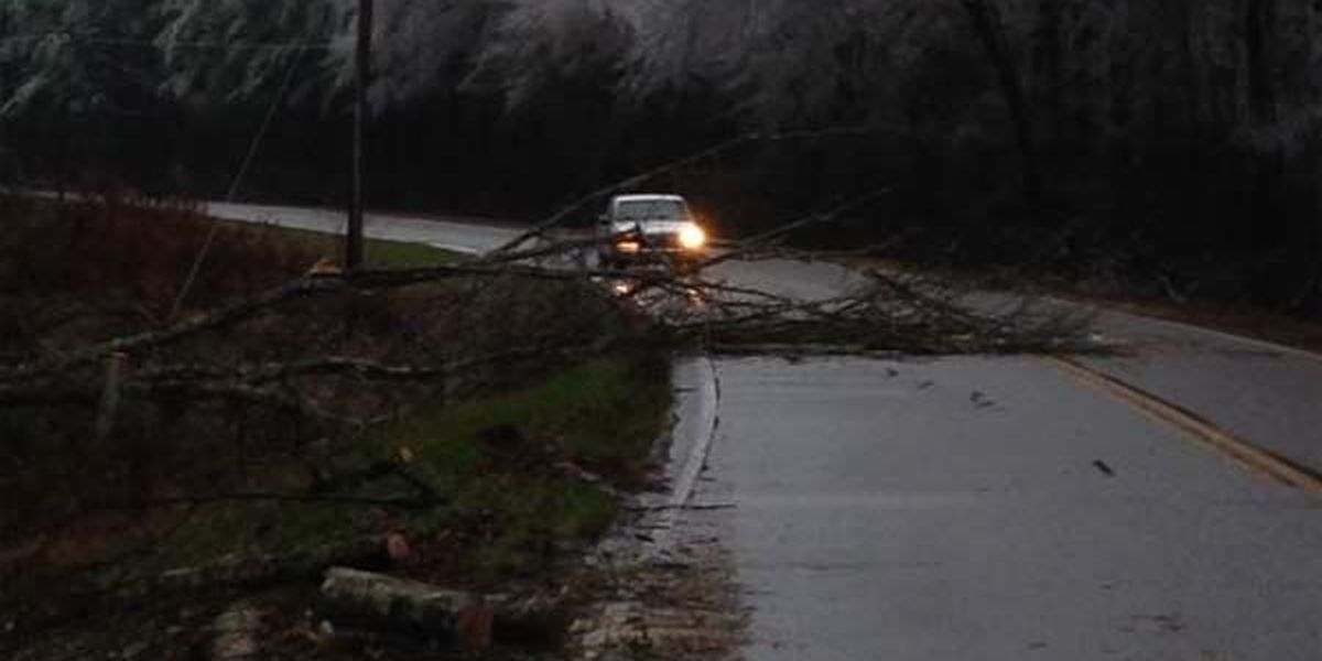 Thousands still without power in Hampton County