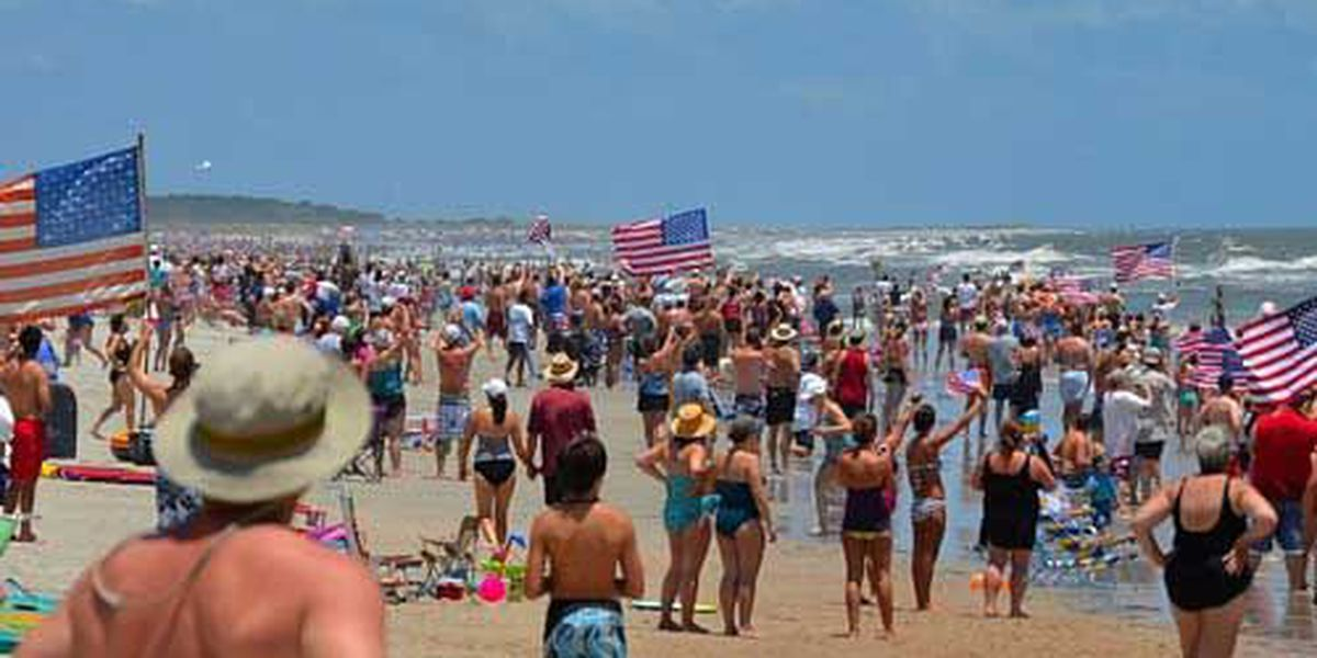 5th Salute from the Shore planned for SC coast