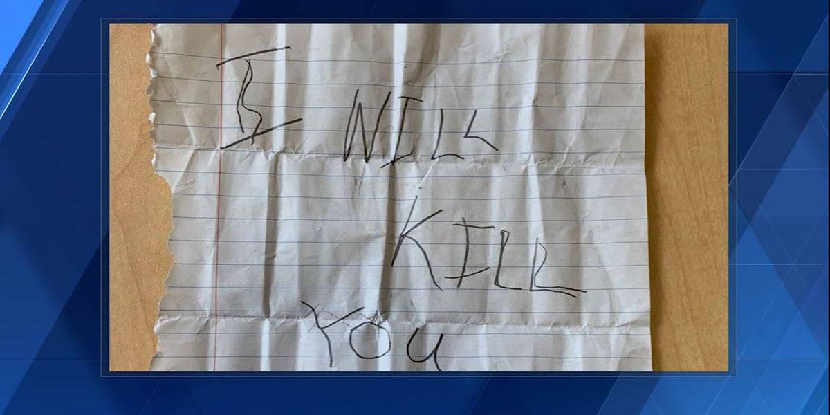 Hate letters sent to 10-year-old Muslim girl at school
