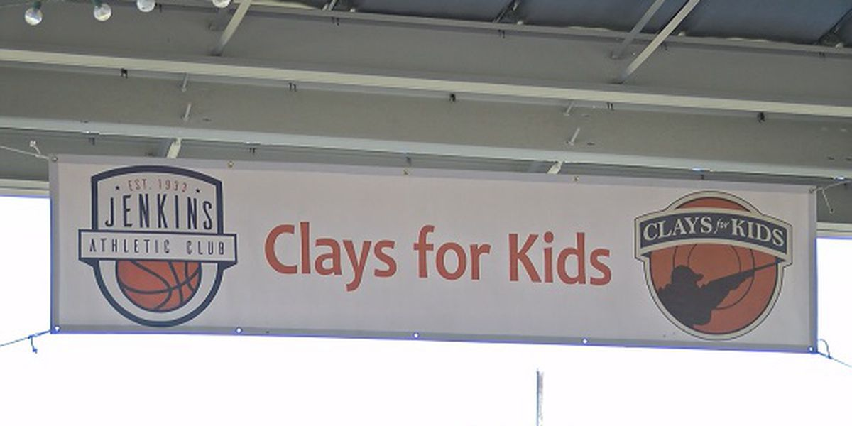 Jenkins Athletic Club hosts 'Clays for Kids' fundraiser