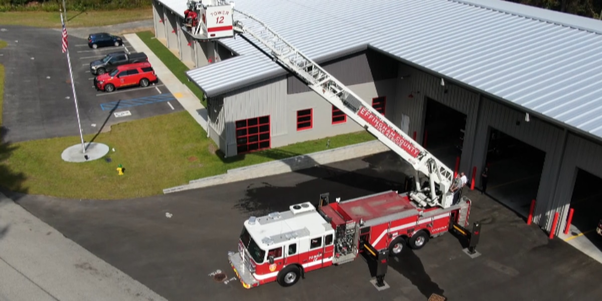 New Effingham Co. Fire Station just the beginning for growing department