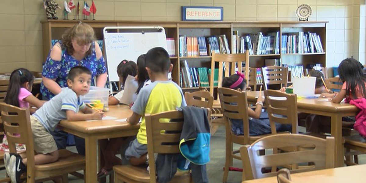 Bulloch County students take part in English-speaking classes this summer