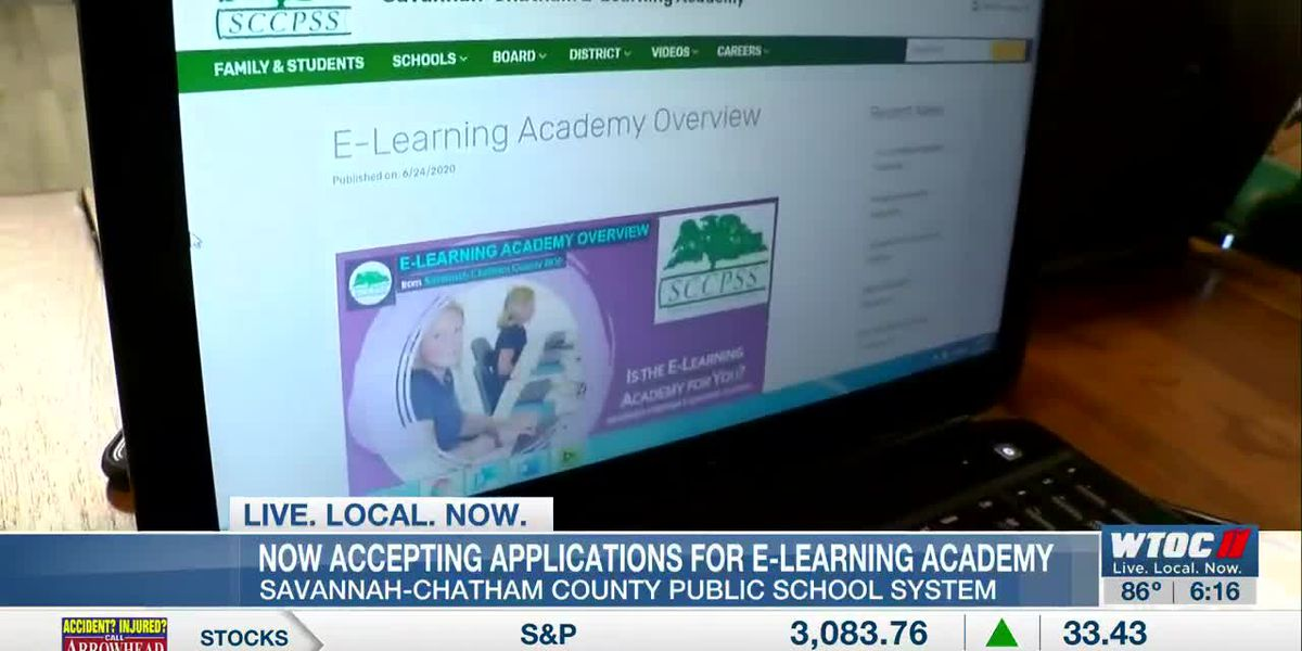 SCCPSS now accepting applications for new E-Learning Academy