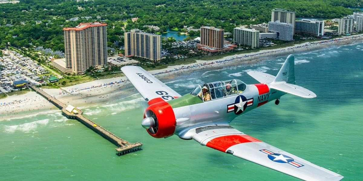 10th Annual Salute from the Shore takes flight on Fourth of July