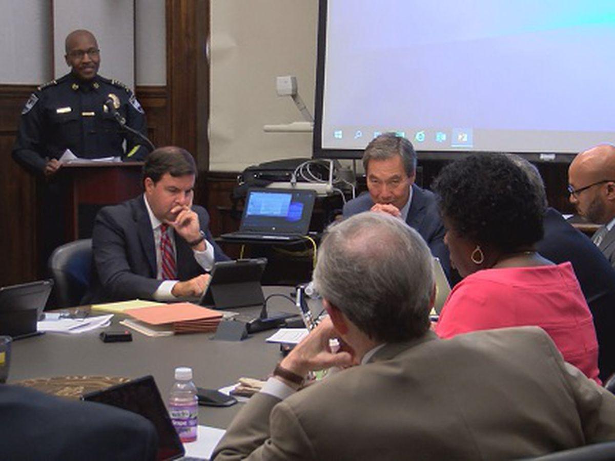 Savannah police chief talks recent crime at council meeting