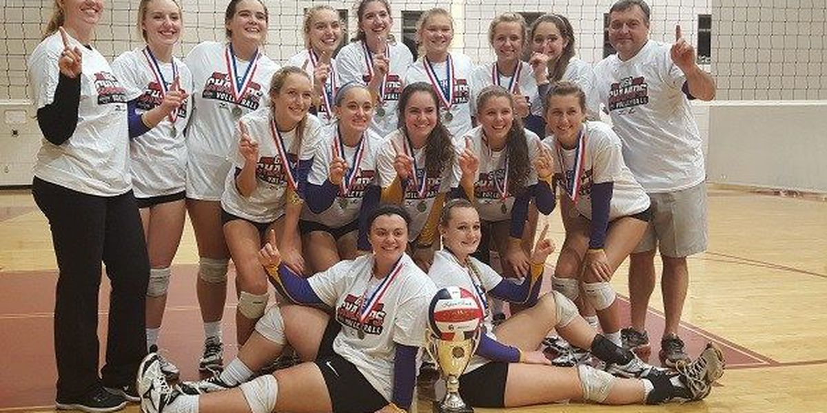 Cavaliers claim state volleyball title