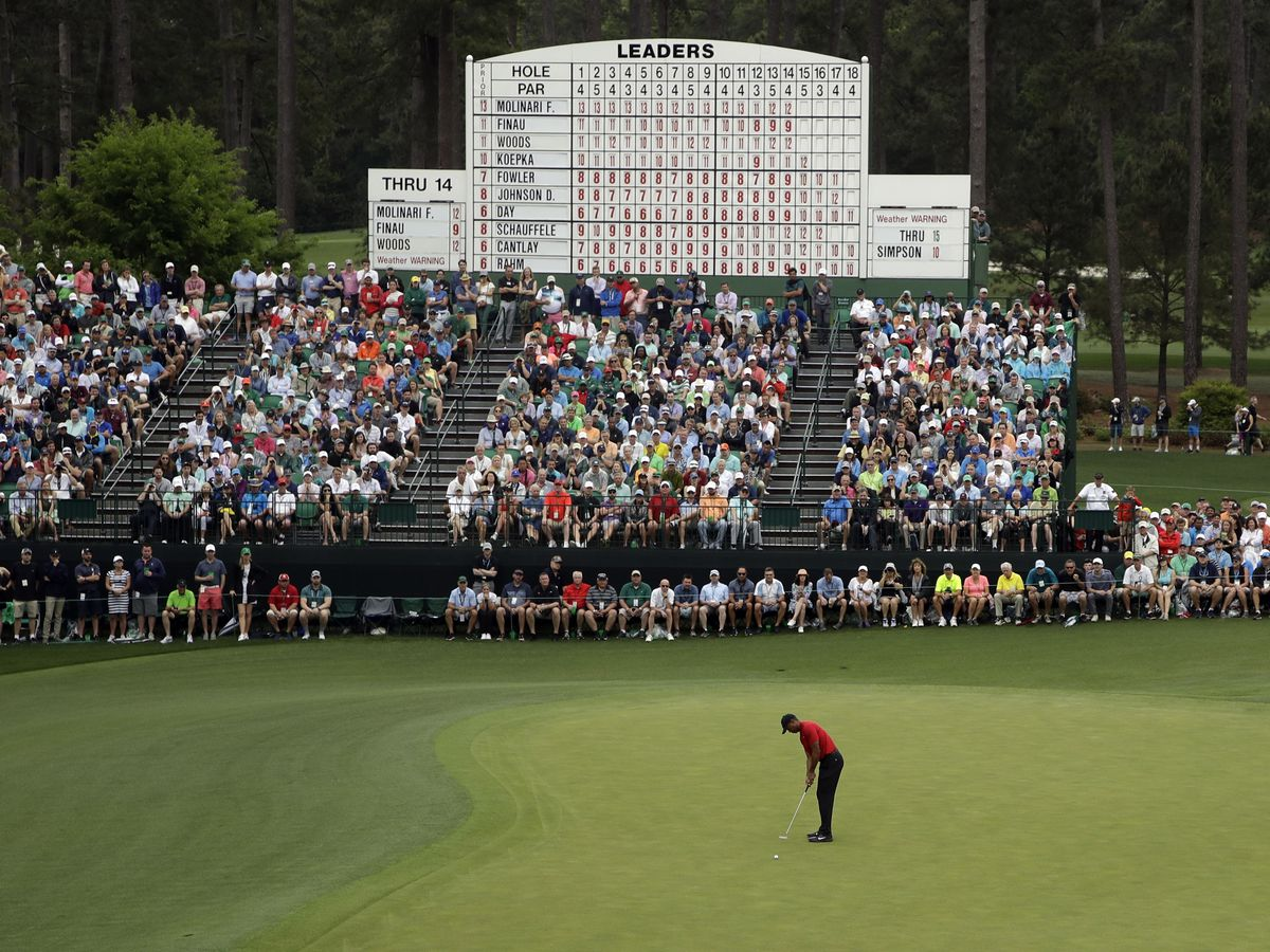No patrons at the Masters this year, ANGC says