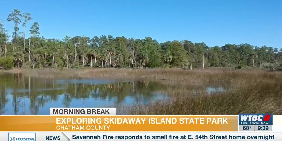 Exploring Our Parks: Skidaway Island State Park