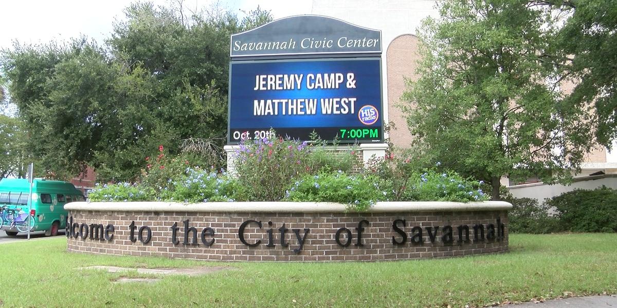 Chatham Co. coronavirus testing site to move to the Savannah Civic Center