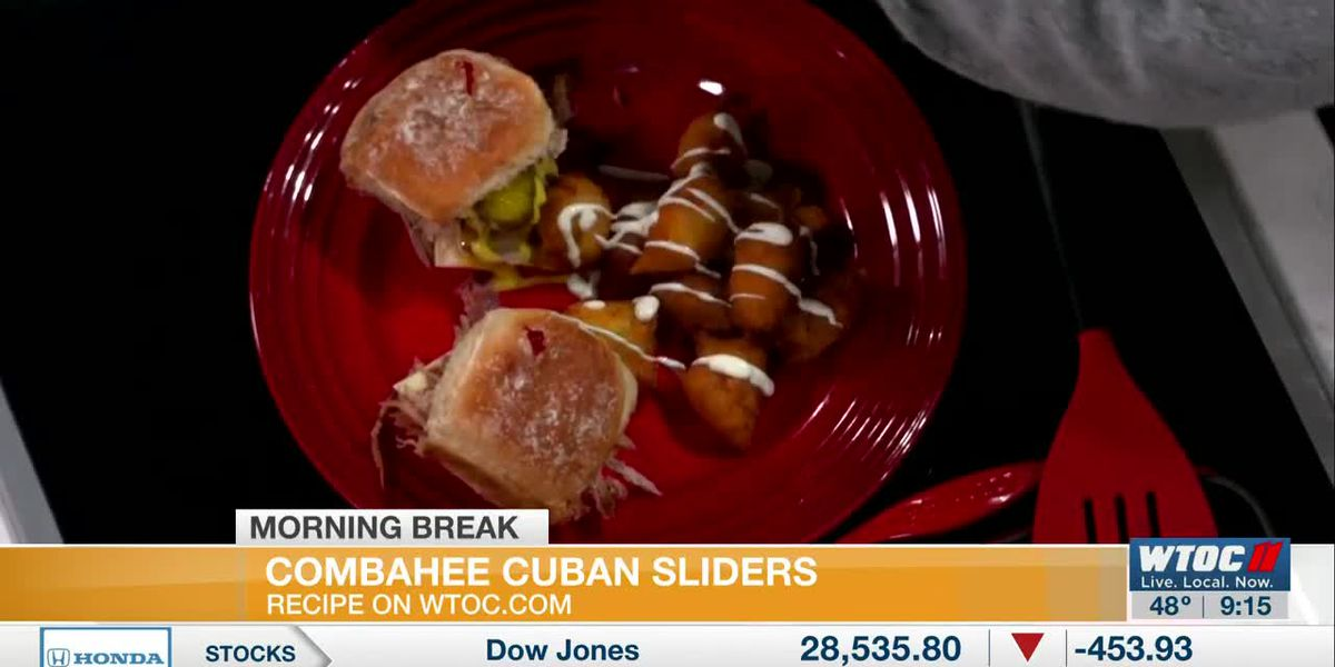 How to make tasty sliders for your Super Bowl party