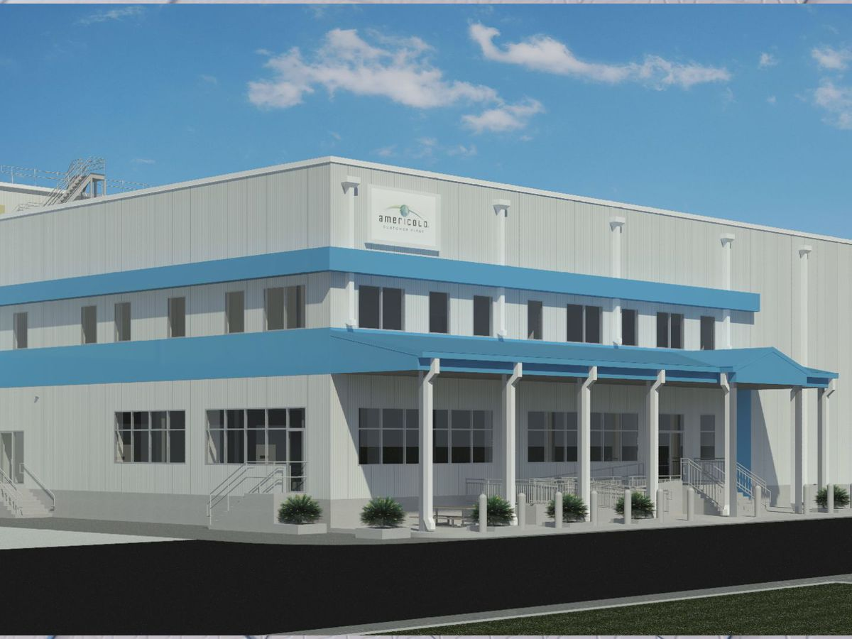 New cold storage facility aims to increase trade of frozen food at Port of Savannah