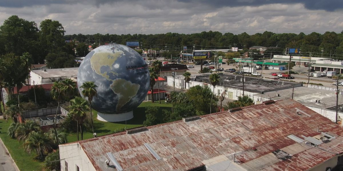 Savannah's globe could be on the move; development plan not finalized