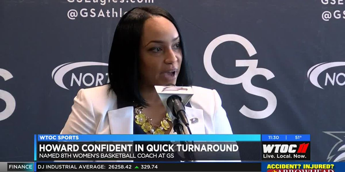 Howard expecting quick turnaround at Georgia Southern