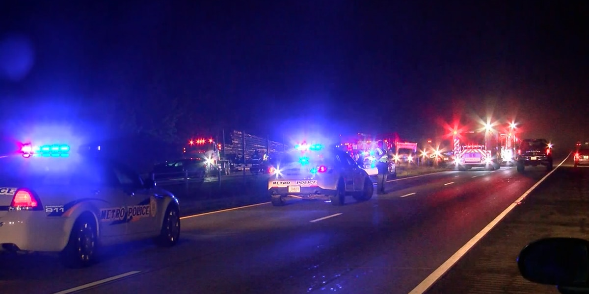 Eastbound lanes on portion of I-16 back open following fatal crash reconstruction