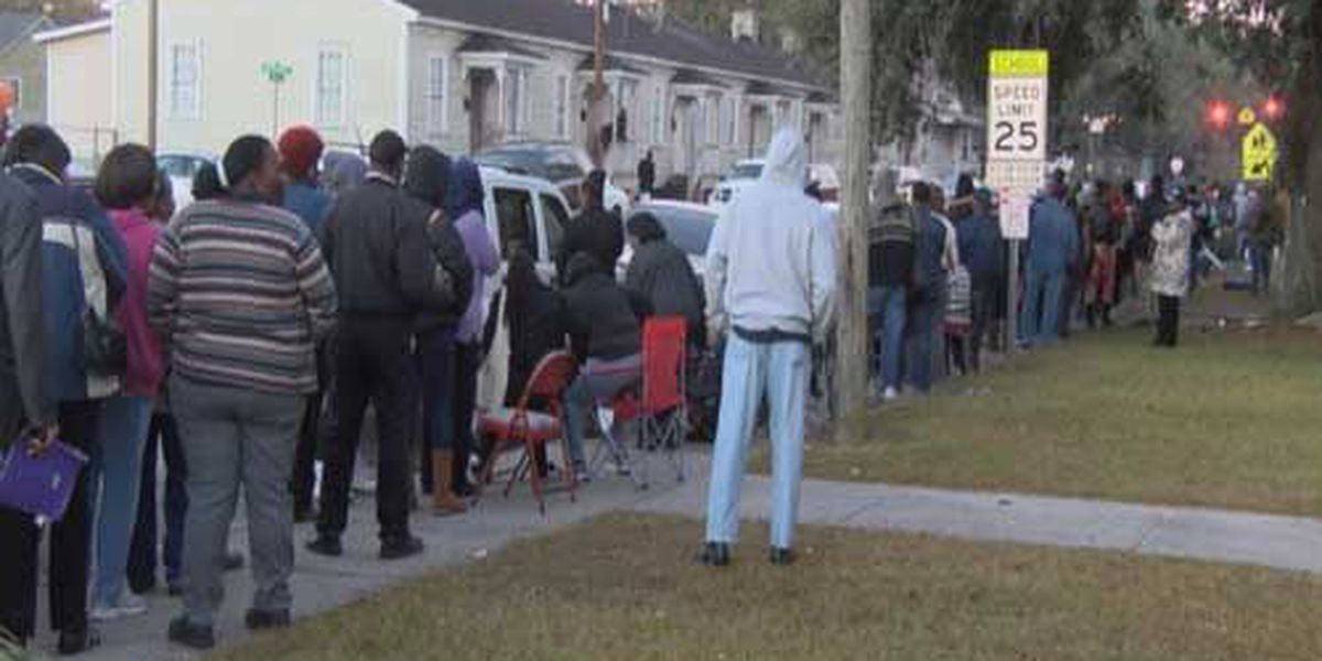 No more long lines for EOA energy bill assistance. We're live with details on changes to the application process at 6AM