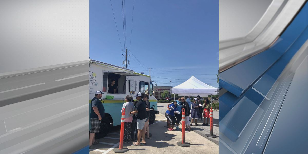 Food Truck Friday at the Law Office of Mike Hostilo