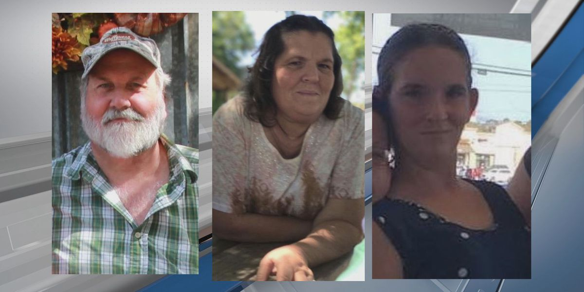 Victims killed in Hampton Co. tornado identified