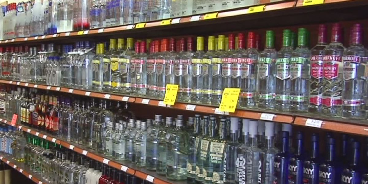 "New York liquor stores deemed essential"" under Cuomo's statewide order"