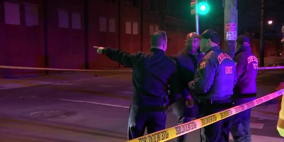 Pregnant woman killed, man injured in Philadelphia double shooting