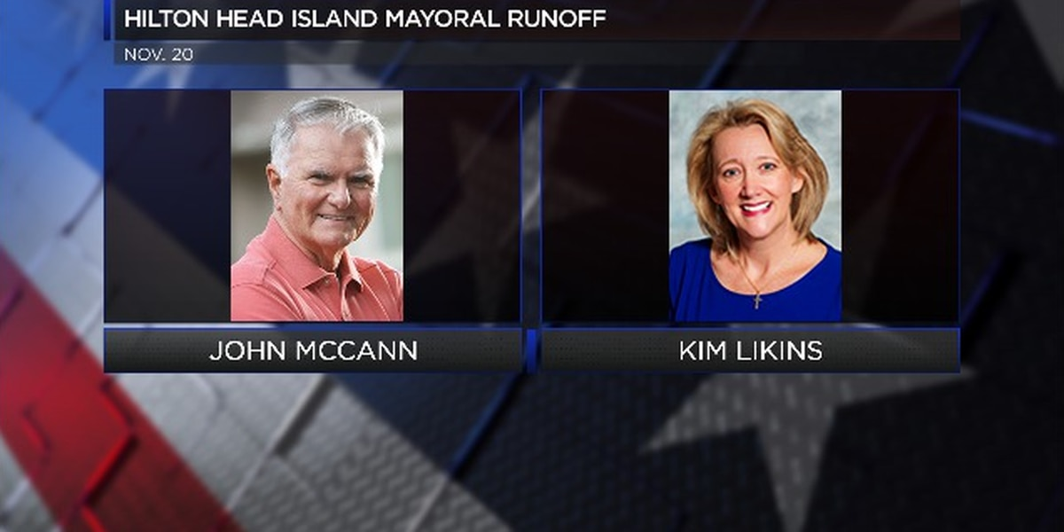 Monday is the last day for in-person absentee voting in Hilton Head mayoral runoff