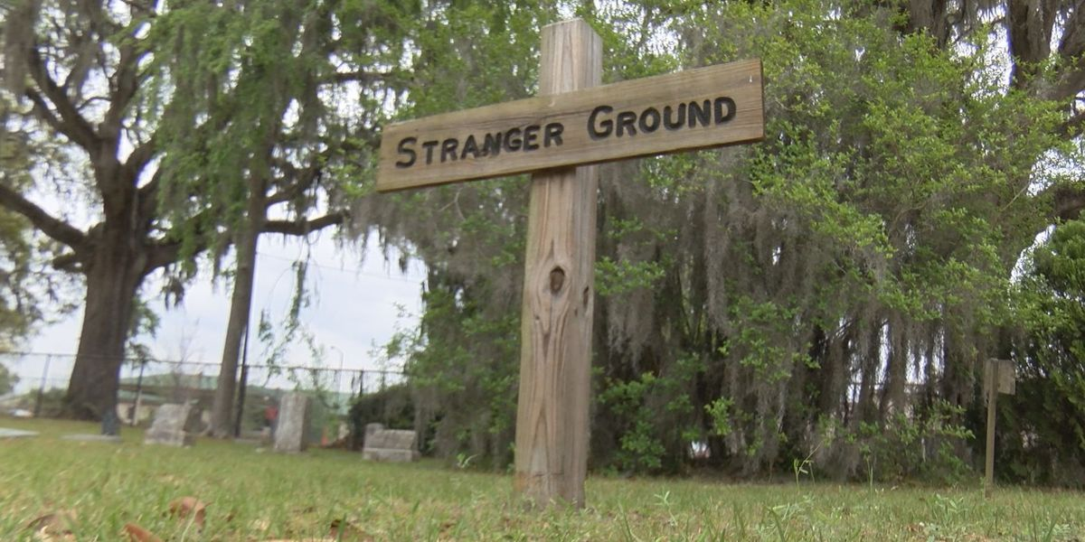 Recognition sought for 'Stranger Grounds' in Laurel Grove North Cemetery