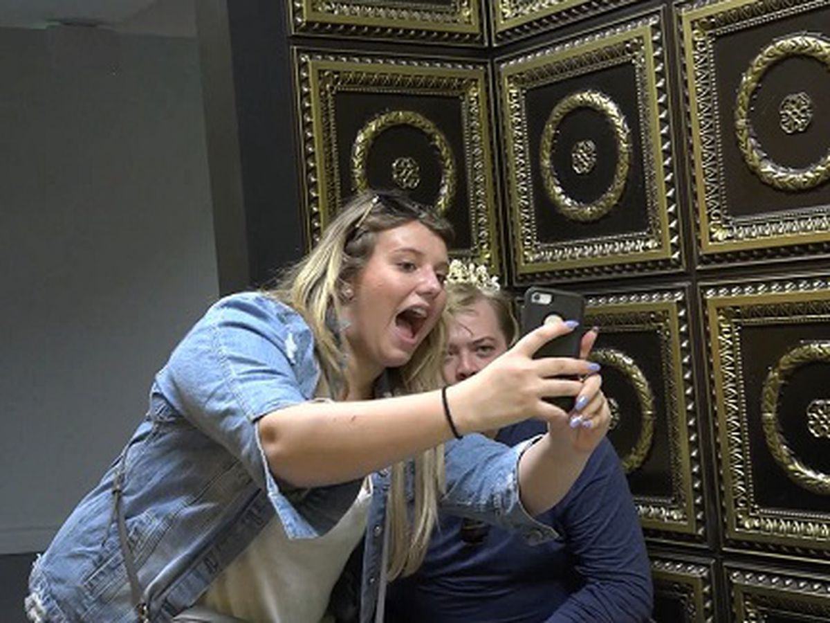 Hollywood has new 'Museum of Selfies'