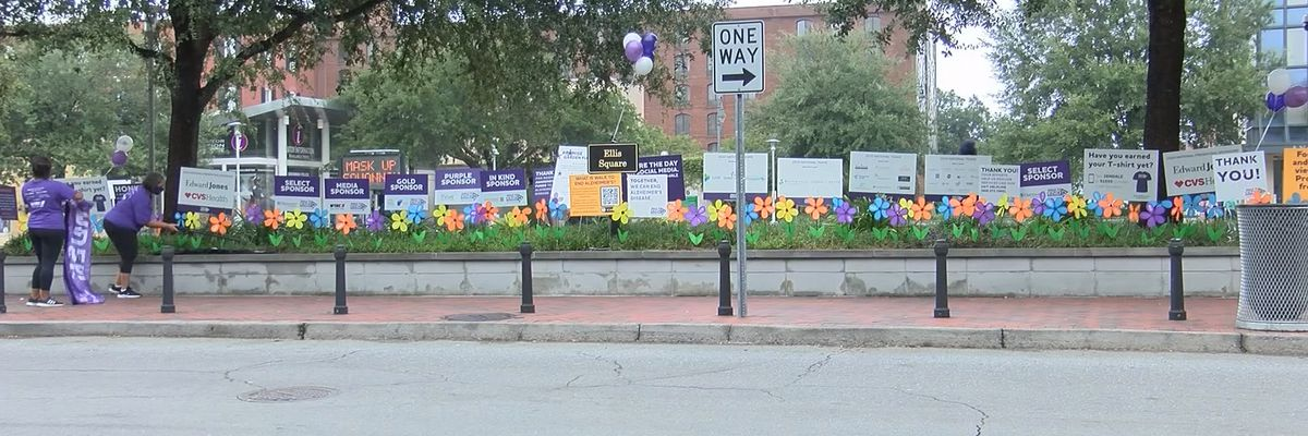 Walk to end Alzheimer's raises $45,000
