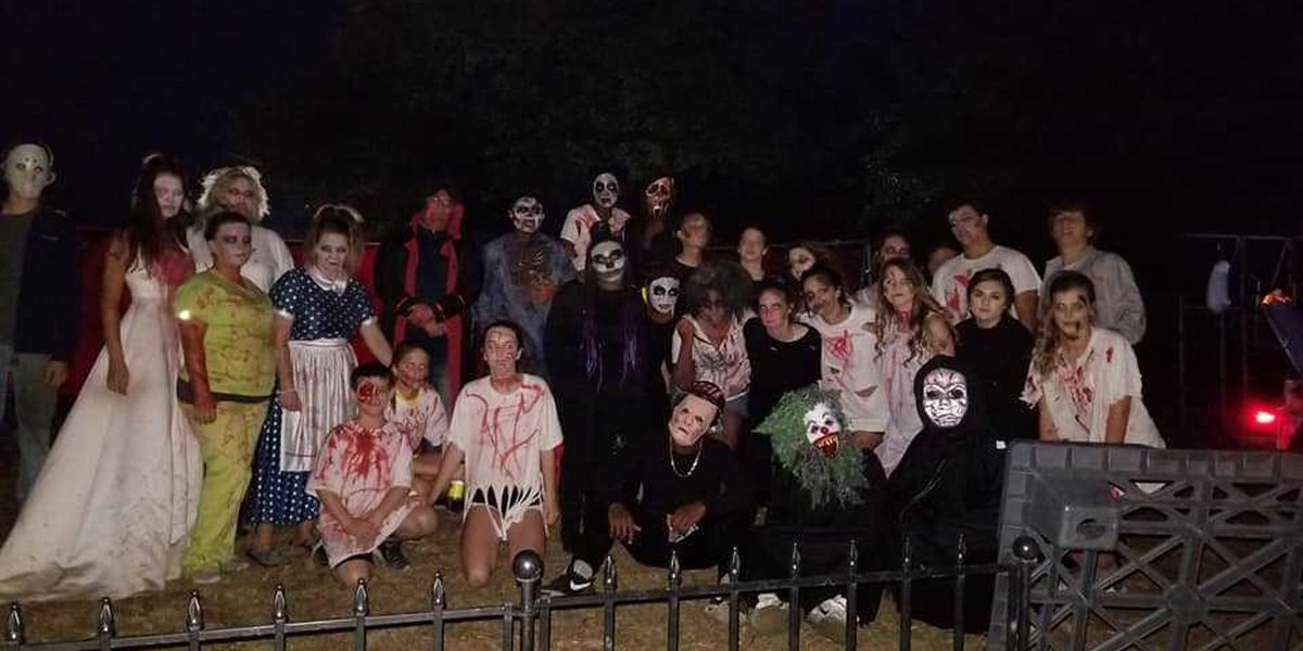 Tattnall Co. haunted house raises money for local children