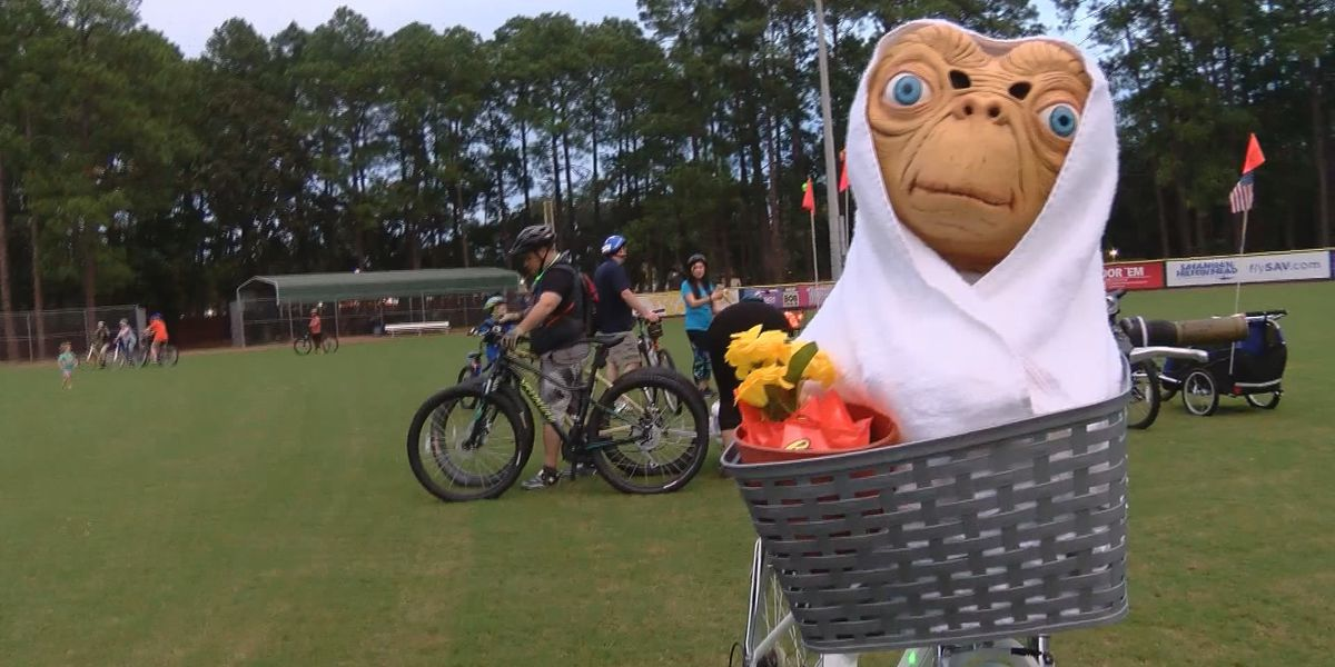 11th Annual Moonlight Garden Ride rescheduled due to weather