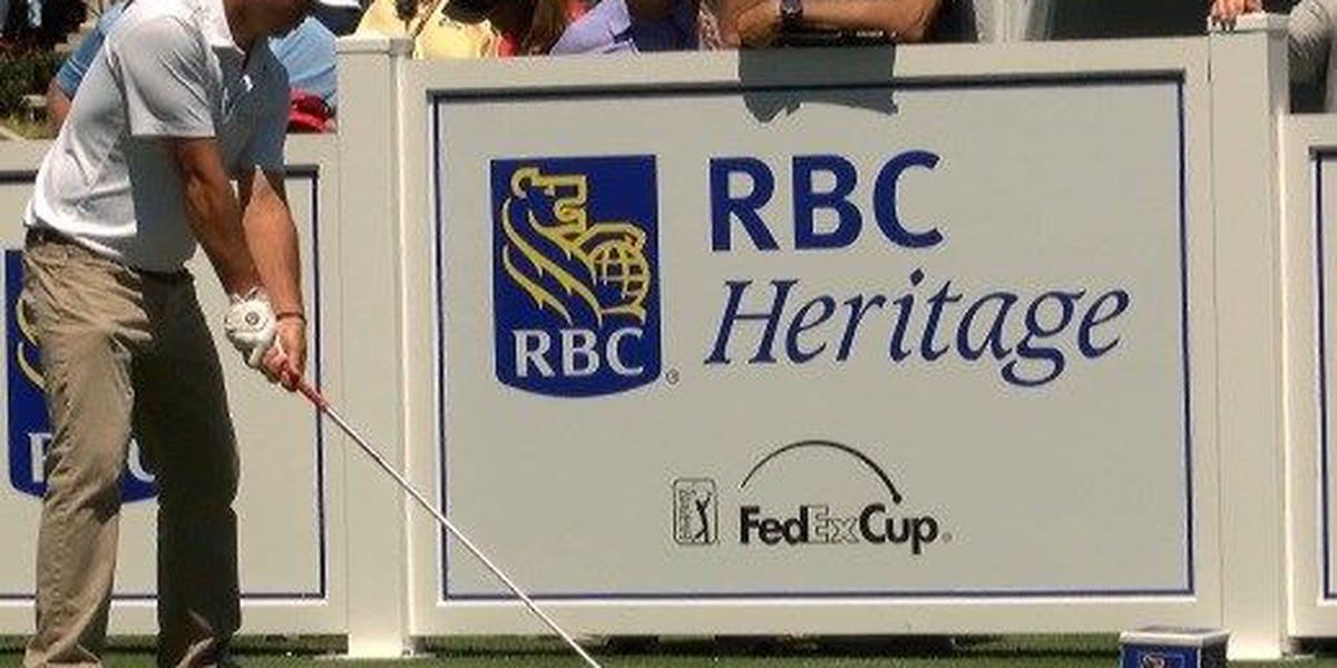 Around the Green: Second round coverage of the RBC Heritage
