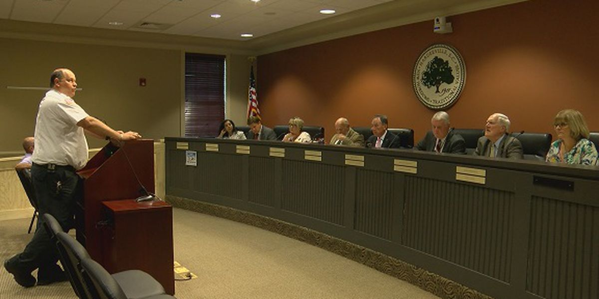 City of Hardeeville passes 2 resolutions regarding fire services
