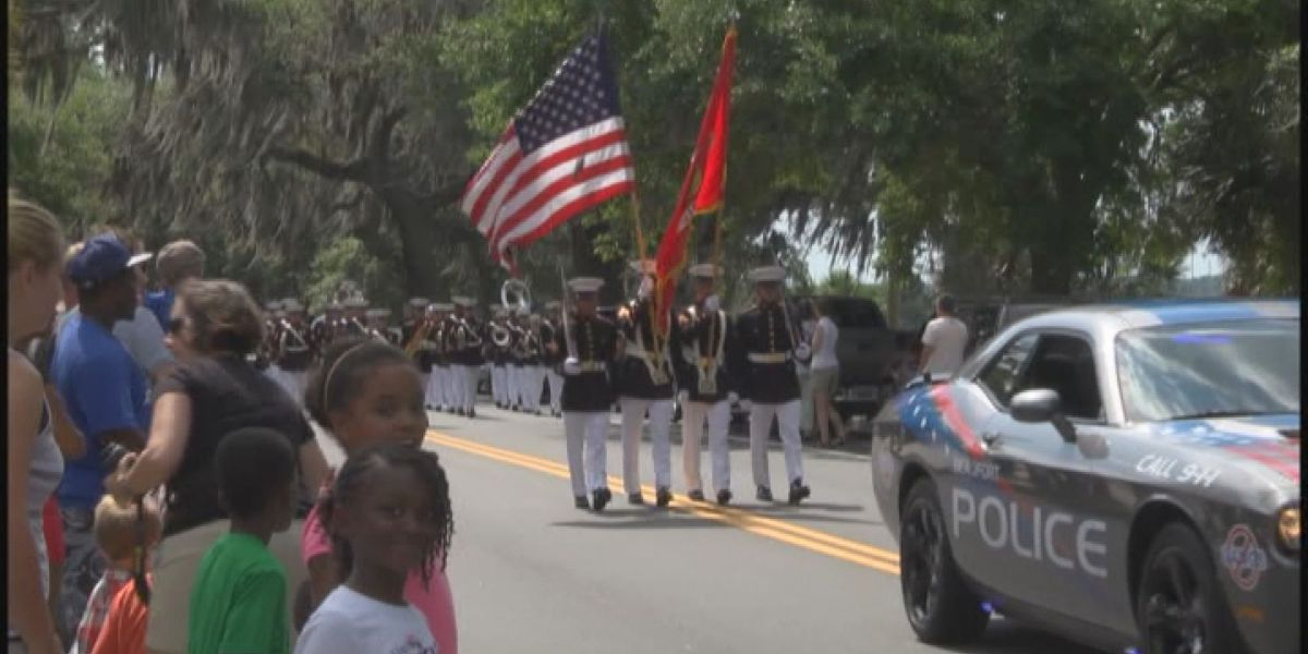 Beaufort Memorial Day Parade canceled; ceremony moved to noon at Battery Creek High School