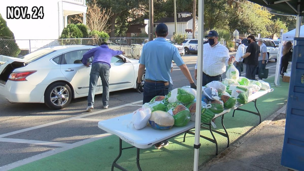 Feed the Hungry asking for donations for annual Christmas dinner, toy giveaway