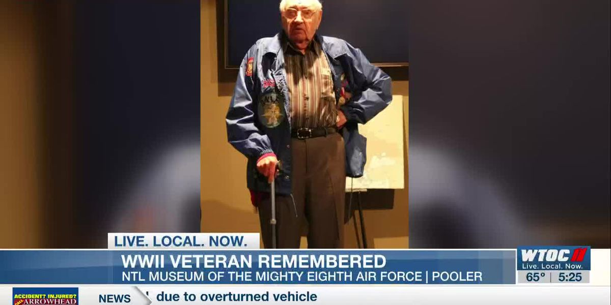 World War II veteran who helped form the National Museum of the Mighty Eighth Air Force passes away