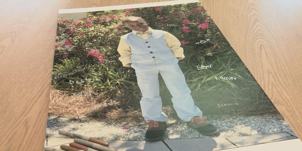 Classmates, teachers reflect on life of 5-year-old Bluffton boy