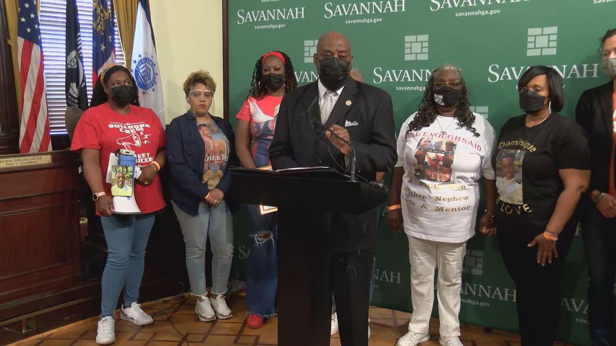 New gun violence prevention initiative begins in Savannah
