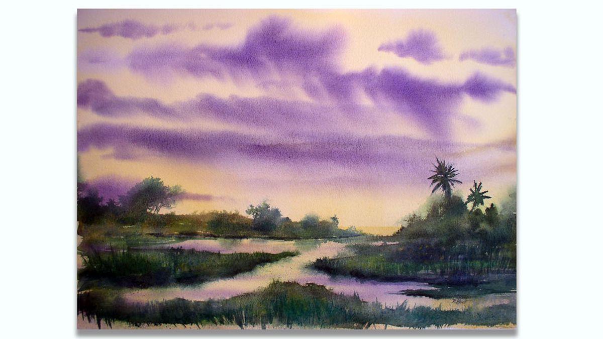 Artist draws inspiration from Savannah