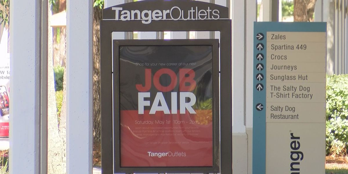 Tanger Outlets Hilton Head held jobs fair on Saturday