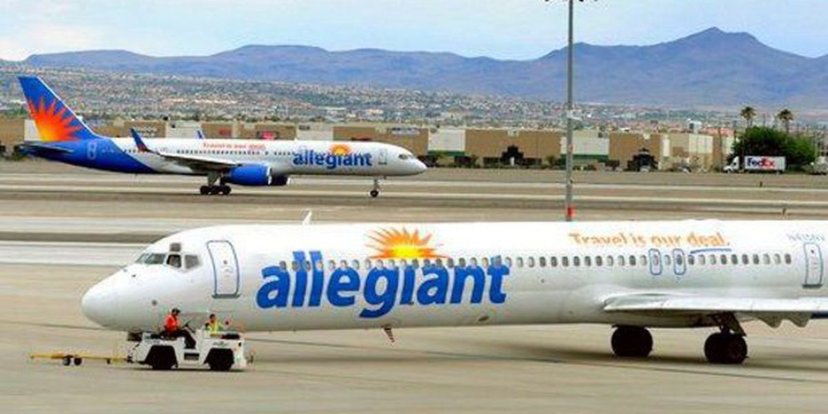 Allegiant announces new nonstop flight out of Cleveland