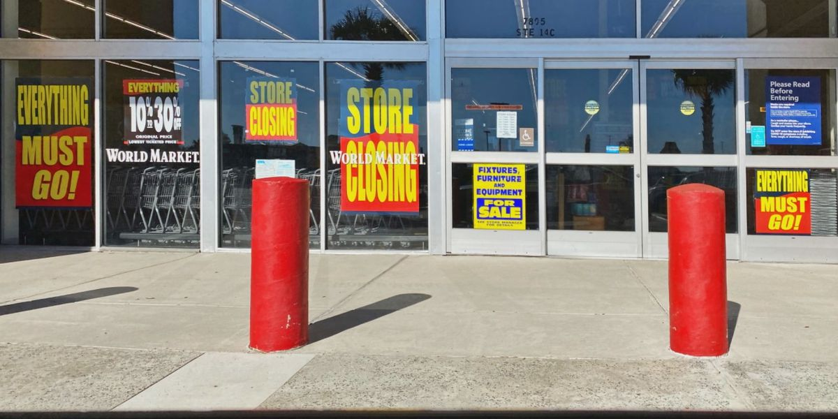 Savannah location of World Market to close