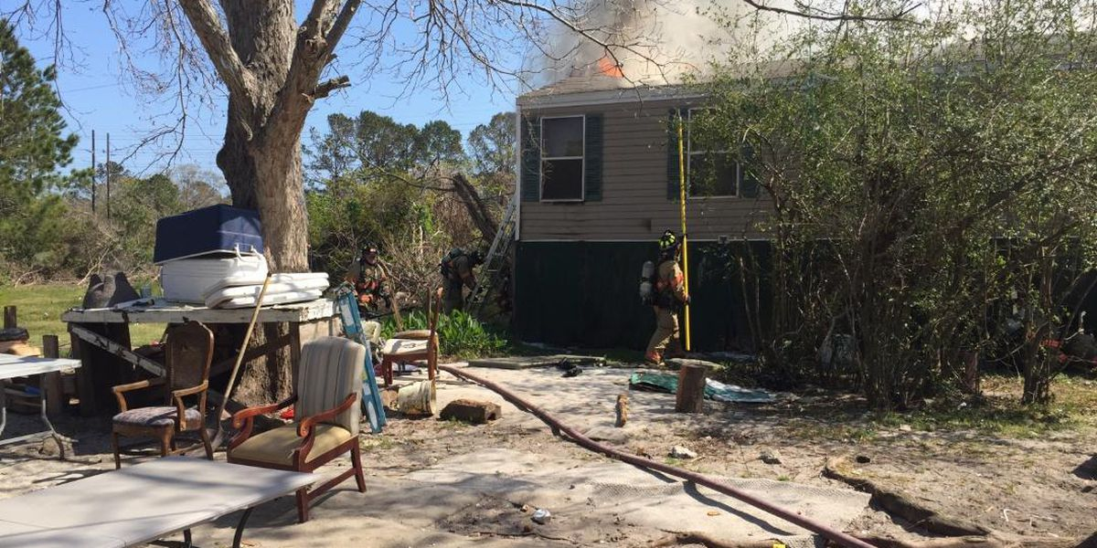Marshland Road house fire under investigation in Hilton Head