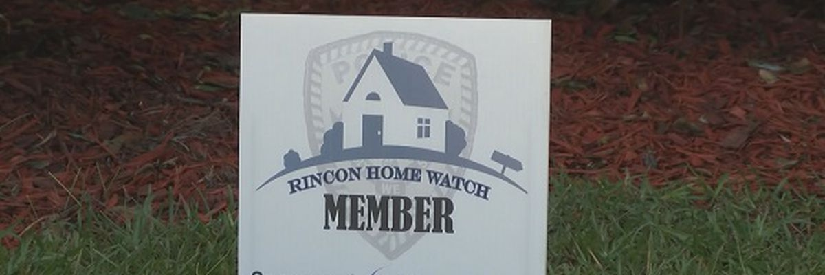 Community meeting for new home watch program in Rincon